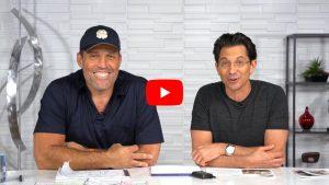 Tony Robbins and Dean Graziosi - Knowledge Broker Blueprint Product Launch Webinar Funnel