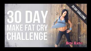 Betty Rocker - 30 Day Bodyweight Challenge Funnel