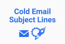 Cold email subject line generator