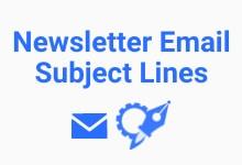 newsletter email subject line generator