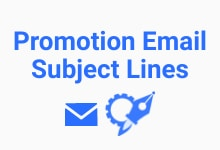 promotion email subject line generator