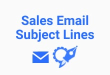 sales email subject line generator